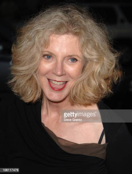 Blythe Danner during 'The Last Kiss' Los Angeles Premiere Arrivals at Directors Guild of America in Hollywood California United States