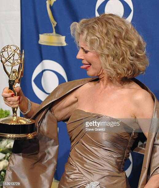 Blythe Danner winner Best Supporting Actress in a Drama Series for 'Huff'