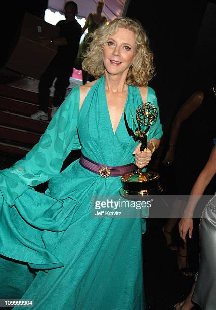 "Blythe Danner winner Outstanding Supporting Actress in a Drama Series for ""Huff"""