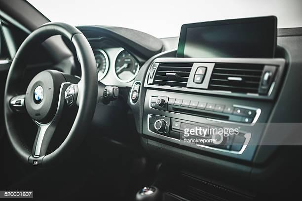 bmw Lenkrad der neuen 2 series coupe