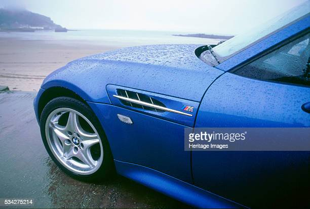 BmW Z3M coupe detail at StMichaels's Mount Cornwall 2000