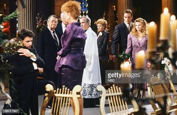 LIVES 'Bo Brady Carly Manning Kiriakis Wedding' Pictured Scott Groff as Shawn Douglas Brady Robert KelkerKelly as Bo Brady Macdonald Carey as Tom...