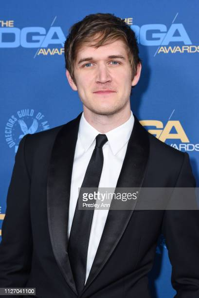 Bo Burnham attends 71st Annual Directors Guild Of America Awards at The Ray Dolby Ballroom at Hollywood Highland Center on February 02 2019 in...