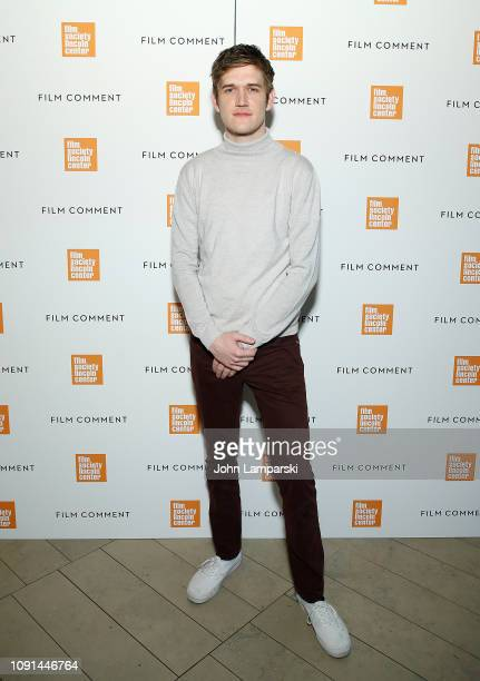 Bo Burnham attends Film Society of Lincoln Center Film Comment Annual Luncheon at Lincoln Ristorante on January 08 2019 in New York City