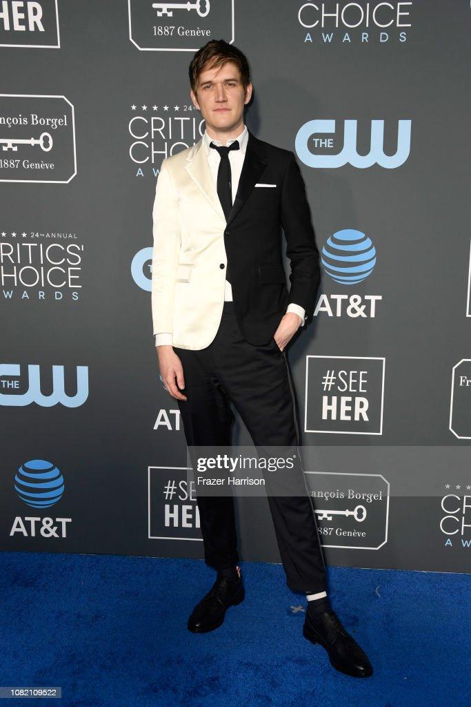 The 24th Annual Critics' Choice Awards - Arrivals : News Photo