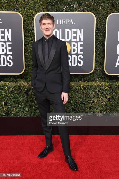 Bo Burnham attends the 76th Annual Golden Globe Awards at The Beverly Hilton Hotel on January 6 2019 in Beverly Hills California
