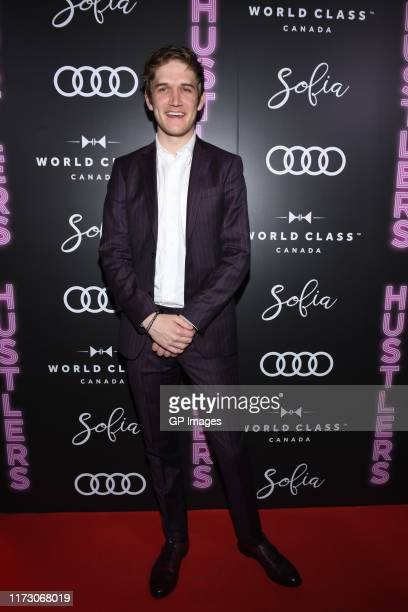 Bo Burnham attends the Audi Canada Sofia and World Class postscreening event for Hustlers during the Toronto International Film Festival at Sofia on...