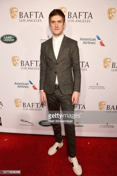 Bo Burnham attends The BAFTA Los Angeles Tea Party at Four Seasons Hotel Los Angeles at Beverly Hills on January 5 2019 in Los Angeles California