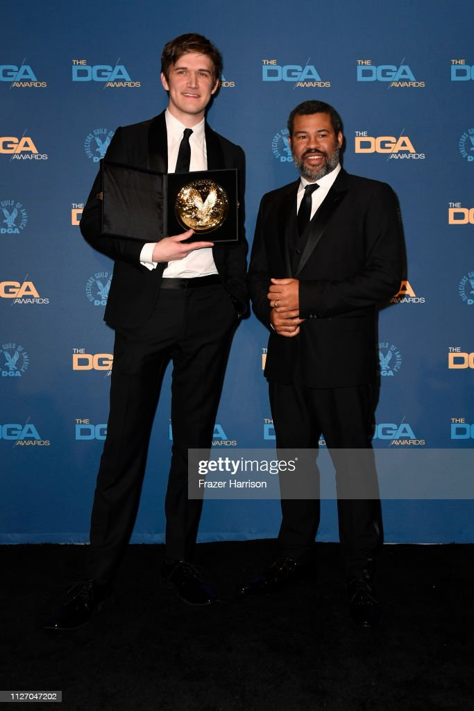 71st Annual Directors Guild Of America Awards - Press Room : News Photo