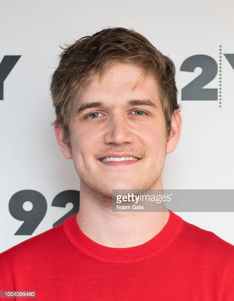 Bo Burnham visits 92nd Street Y to discuss Eighth Grade on July 22 2018 in New York City