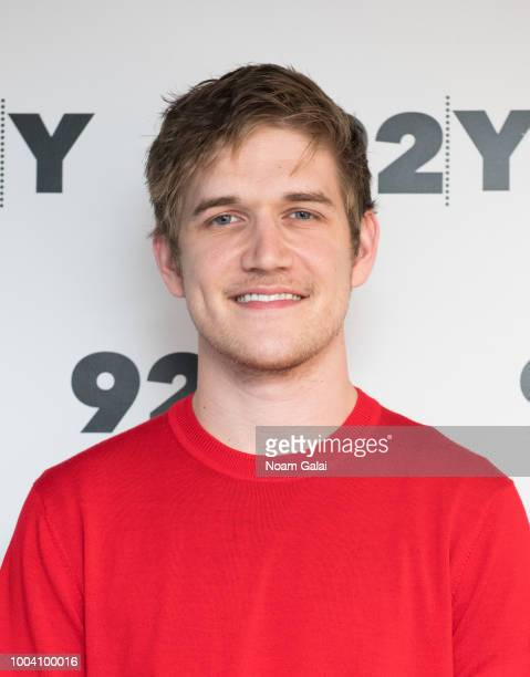 Bo Burnham visits 92nd Street Y to discuss 'Eighth Grade' on July 22 2018 in New York City
