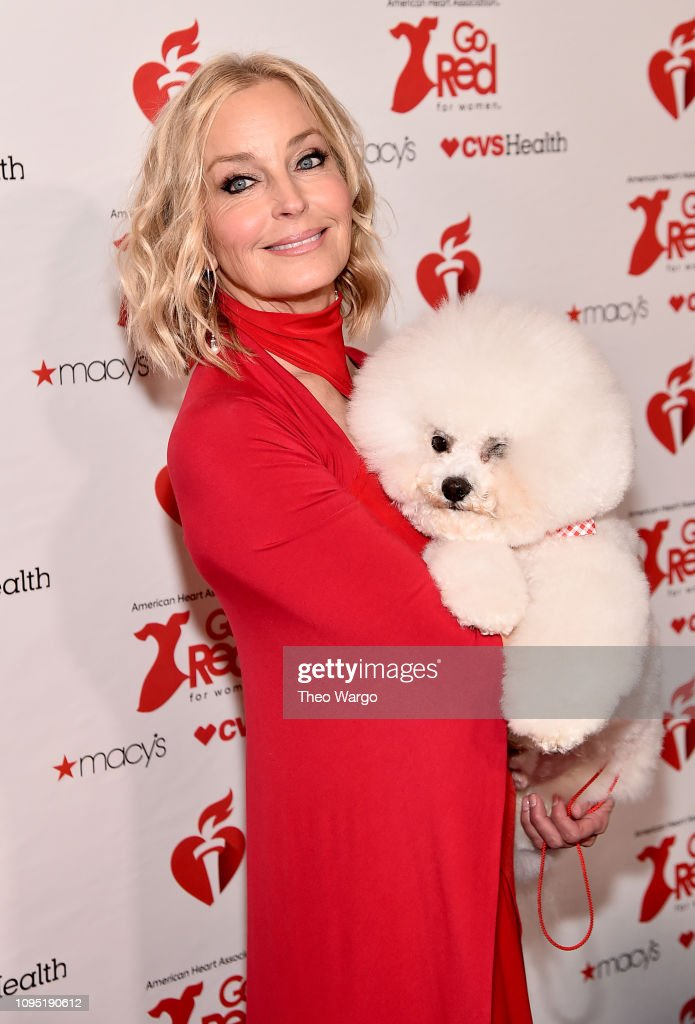 The American Heart Association's Go Red For Women Red Dress Collection 2019 Presented By Macy's - Arrivals & Front Row : ニュース写真