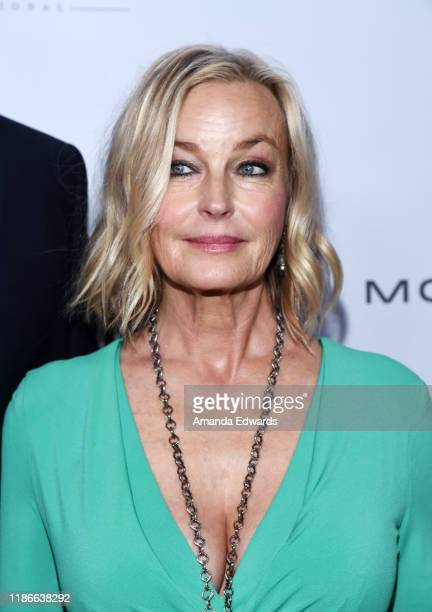 Bo Derek arrives at the 2019 WildAid Gala at the Beverly Wilshire Four Seasons Hotel on November 09 2019 in Beverly Hills California
