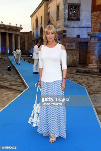 Bo Derek attends Celebrity Fight Night on September 10 2017 in Rome Italy