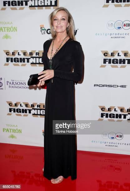 Bo Derek attends Muhammad Ali's Celebrity Fight Night XXIII at the JW Marriott Phoenix Desert Ridge Resort Spa on March 18 2017 in Phoenix Arizona