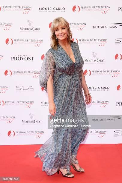 Bo Derek attends the 57th Monte Carlo TV Festival Opening Ceremony on June 16 2017 in MonteCarlo Monaco
