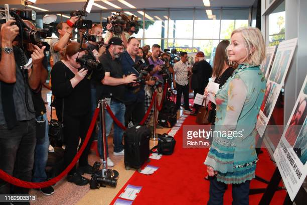 Bo Derek attends the premiere of Sony Pictures Classic's David Crosby Remember My Name at Linwood Dunn Theater on July 18 2019 in Los Angeles...