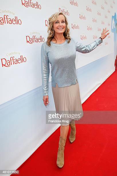 Bo Derek attends the Raffaello Summer Day 2014 on June 21 2014 in Berlin Germany