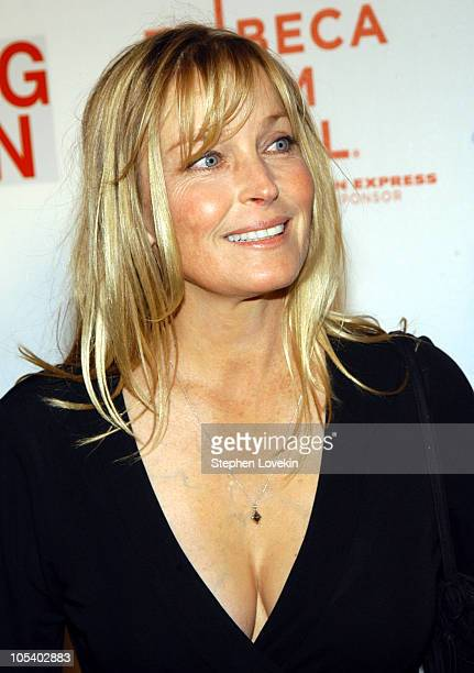 Bo Derek during 3rd Annual Tribeca Film Festival 'Raising Helen' Premiere at Tribeca Performing Arts Center in New York City New York United States