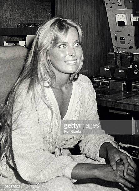 "Bo Derek during Bo Derek at a Taping of ""The Tonight Show with Johnny Carson"" at NBC TV Studios in Burbank, California, United States."