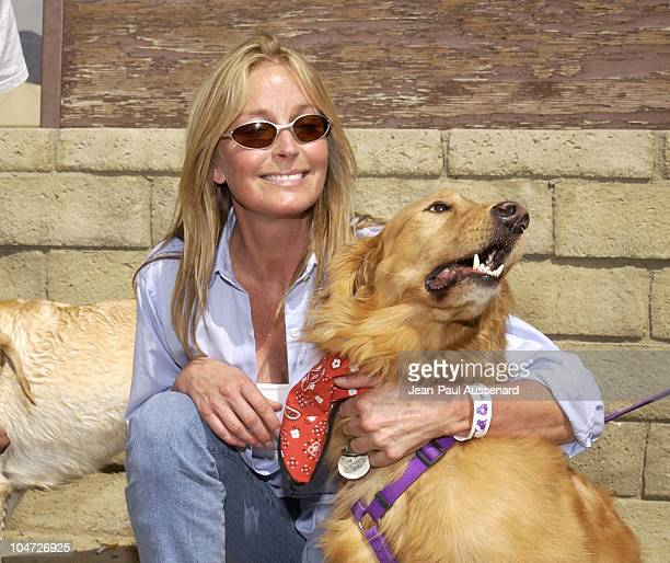 Bo Derek during Festival of the Animals - A pet fair to benefit Animal Rescue Organisations at The Equestrian Center in Burbank, California, United...