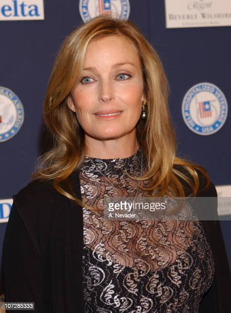 Bo Derek during Hollywood Joins Military Leaders in Honoring Kris Kristofferson as Veteran of the Year at the Eighth Annual American Veteran Awards...