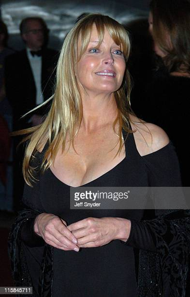 Bo Derek during The 27th Annual Kennedy Center Honors at The John F Kennnedy Center for the Performing Arts in Washington District of Columbia United...