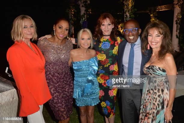 Bo Derek Holly Robinson Peete Kristin Chenoweth Marilu Henner Al Roker and Susan Lucci attend Hallmark Channel and Hallmark Movies Mysteries Summer...