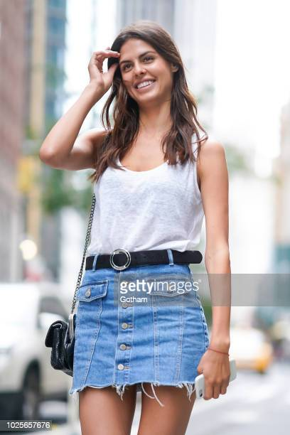 Bo Krsmanovic attends casting for the 2018 Victoria's Secret Fashion Show in Midtown on August 31 2018 in New York City