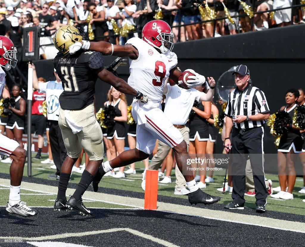 Alabama v Vanderbilt