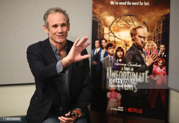 Bo Welch attends Netflix's A Series of Unfortunate Events Red Carpet and Reception at Netflix Home Theater on March 10 2019 in Los Angeles California