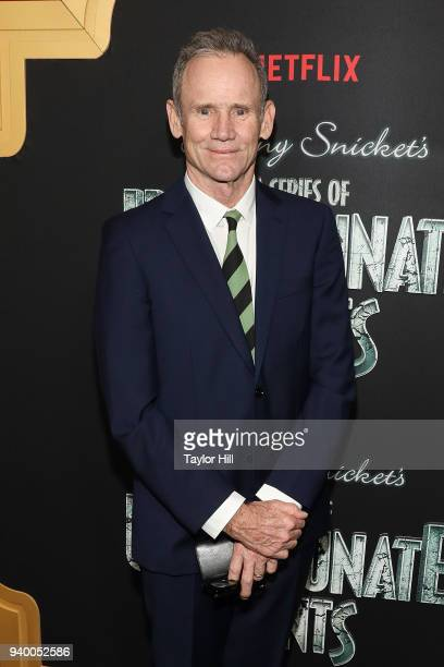 Bo Welch attends the the Season 2 premiere of Netflix's A Series Of Unfortunate Events at Metrograph on March 29 2018 in New York City