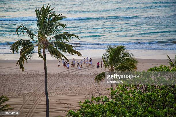 Boa Viagem beach - Recife - Pernambuco -Brazil.