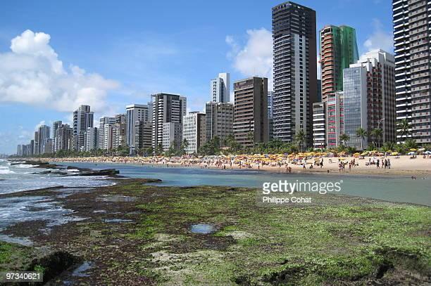 Boa Viagem Beach, Recife.