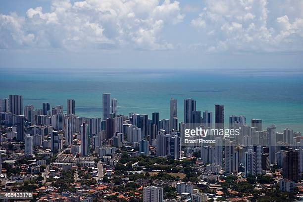 Boa Viagem beach uppermiddle class district that acts as the center of the city's social life and one of the most visited beaches in Northeastern...