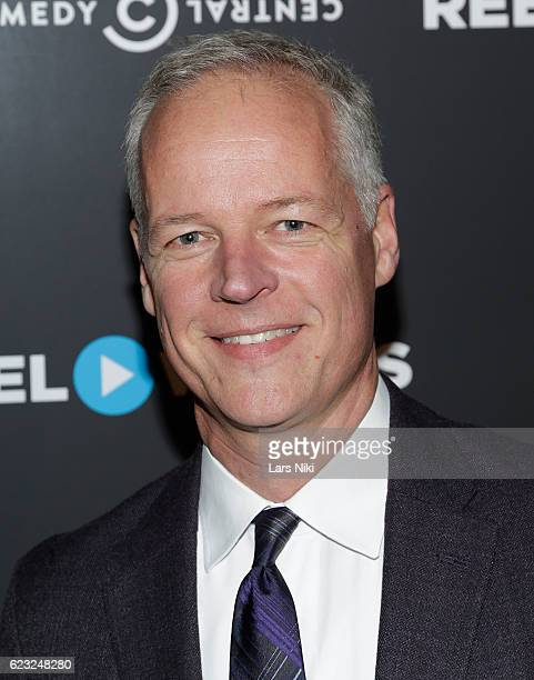 Board Chairman Dave Bernath attends the Reel Works Benefit Gala 2016 at Capitale on November 14 2016 in New York City
