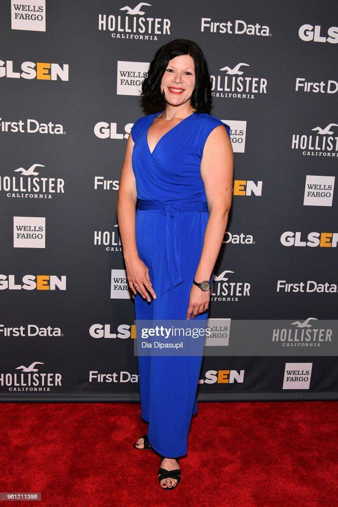GLSEN 2018 Respect Awards - New York - Arrivals : News Photo