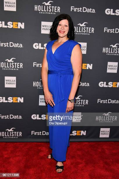 Board Member Jessica Toste attends the GLSEN 2018 Respect Awards at Cipriani 42nd Street on May 21 2018 in New York City