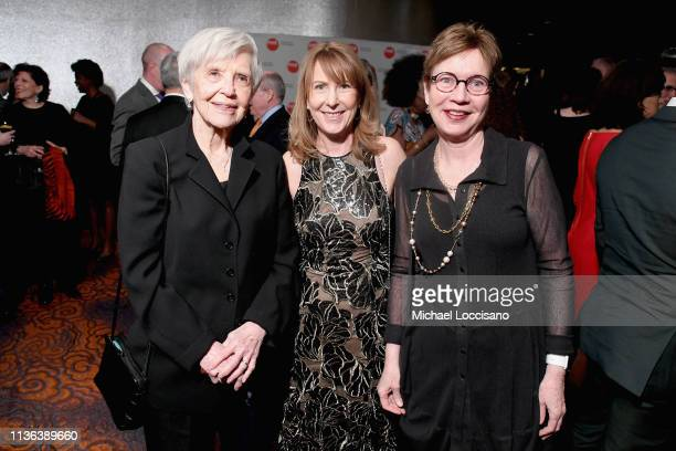 PHR Board Member Lois Whitman PHR Executive Director Donna McKay and Dr Karen Johnston Medical Director at CareCentrix attend the Physicians for...