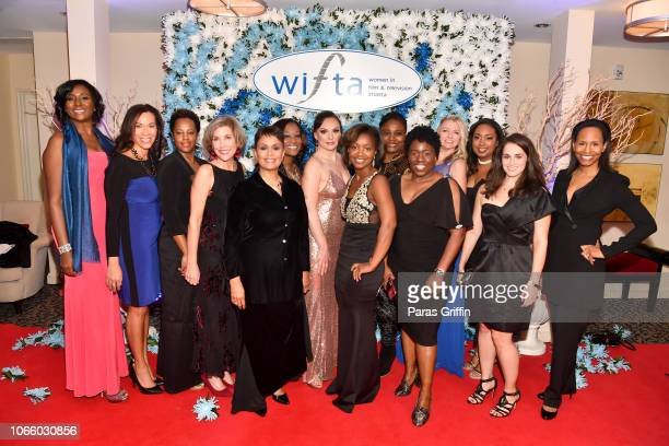 Board of Directors attend the '2018 Annual Women In Film Television Gala' at 103 West on November 10 2018 in Atlanta Georgia