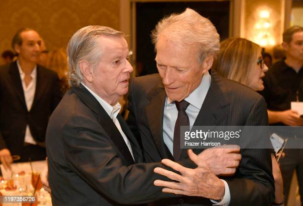 Board of Directors Chair Robert A. Daly and director-producer Clint Eastwood attend the 20th Annual AFI Awards at Four Seasons Hotel Los Angeles at...