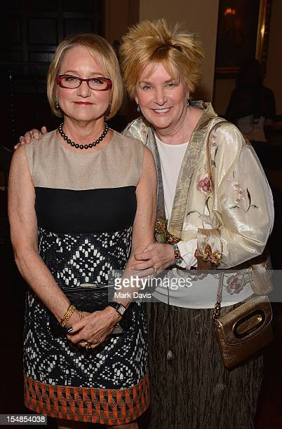 Board of Directors Event Chair Loraine Boyle and Mary Willard attends the International Myeloma Foundation's 6th Annual Comedy Celebration hosted by...