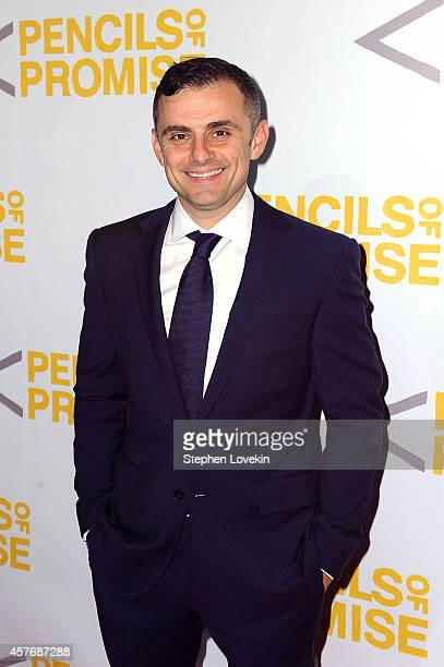 Board of Directors for Pencils of Promise Gary Vaynerchuk attends the Fourth Annual Pencils Of Promise Gala Honoring Sophia Bush Brad Haugen And Gary...