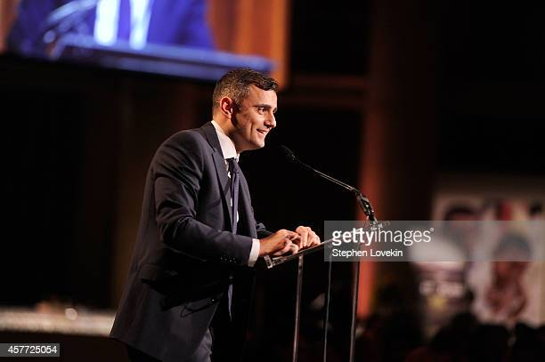 Board of Directors for Pencils of Promise Gary Vaynerchuk speaks at the Fourth Annual Pencils Of Promise Gala Honoring Sophia Bush Brad Haugen And...