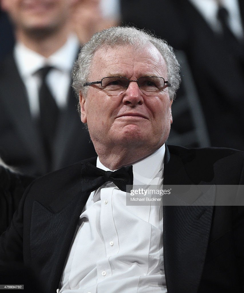 Board of Trustees Chair Sir Howard Stringer attends the 2015 AFI Life Achievement Award Gala Tribute Honoring Steve Martin at the Dolby Theatre on June 4, 2015 in Hollywood, California. 25292_004