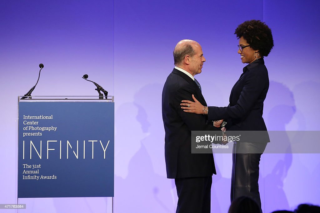 International Center Of Photography 31st Annual Infinity Awards : News Photo