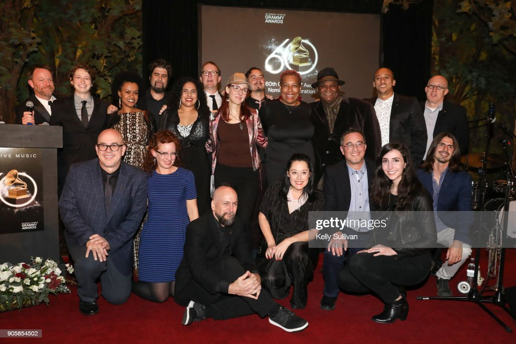 SF GRAMMY Award Nominee Celebration