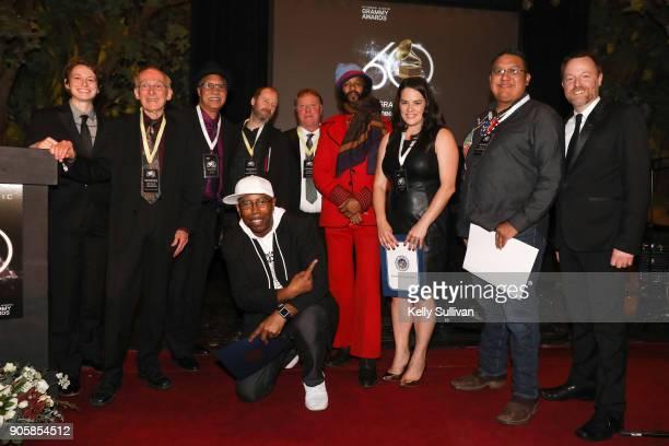 Board President Piper Payne Keith O Johnson Joseph 'Zigaboo' Modeliste Sean Royce Martin Curtis Gaesser Fantastic Negrito Alphabet Rockers Marlon...