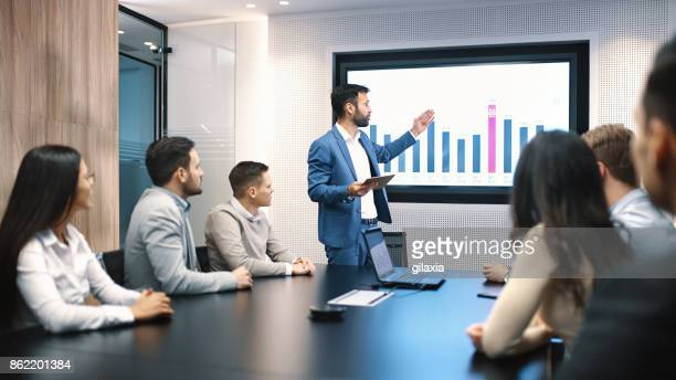 board room meeting. - director stock pictures, royalty-free photos & images