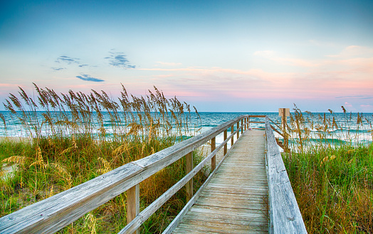 Board Walk on the Beach 511361356